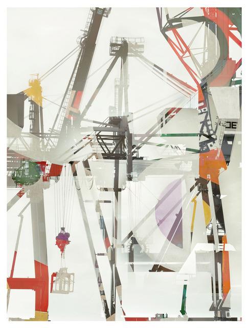 , 'Sète Port n°1,' 2018, Galerie Kornfeld