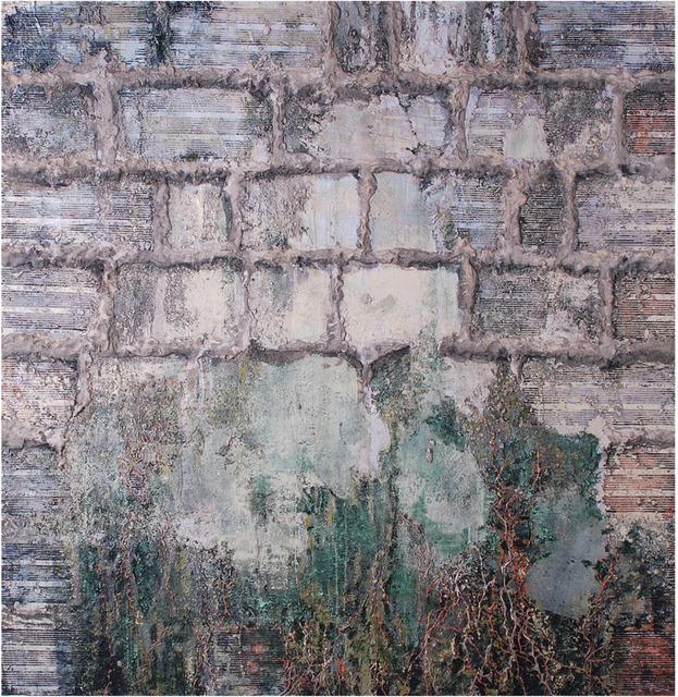, 'Wall/Muro 2: Arena, Oleo y Acrilico,' 2010, Alvarez Gallery