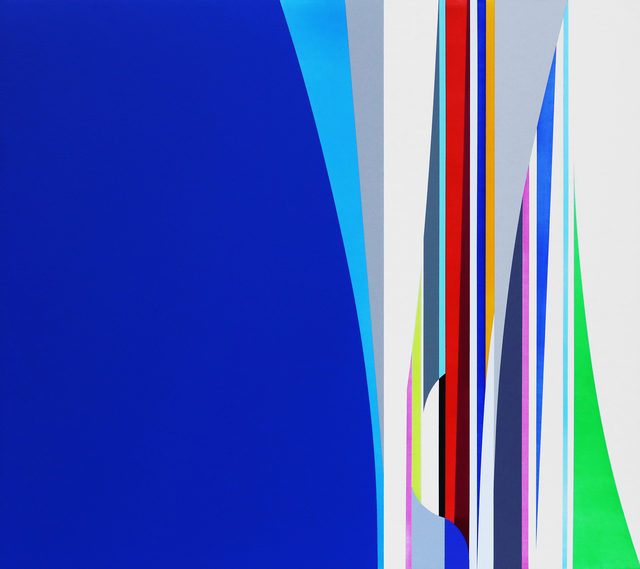 , 'Sky Diver,' 2015, Bentley Gallery