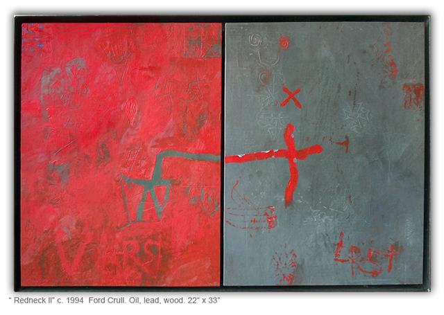 , 'Redneck II,' 1994, Cross Contemporary Art