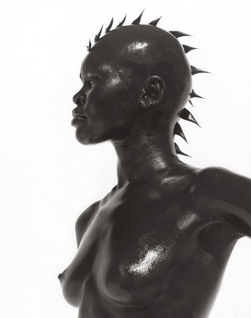 , 'Alek Wek, Los Angeles (b),' 1998, Fahey/Klein Gallery