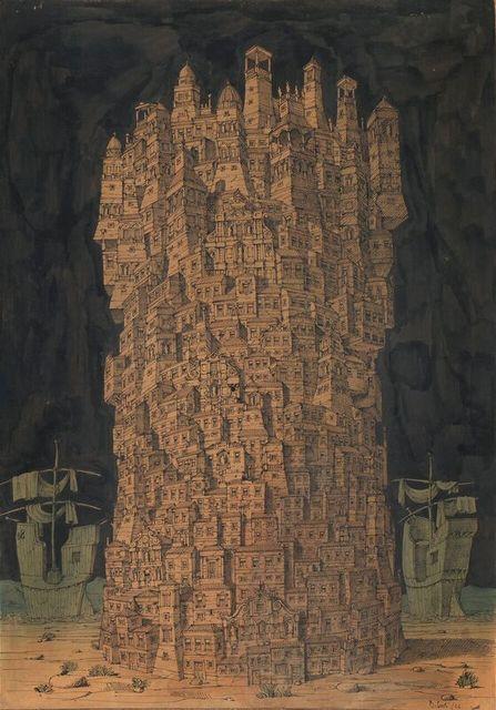 , 'Babylon,' 1956, Stephen Ongpin Fine Art