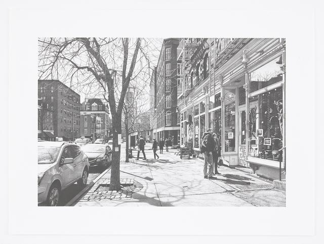 , 'Hudson Street,' 2016, Ameringer | McEnery | Yohe