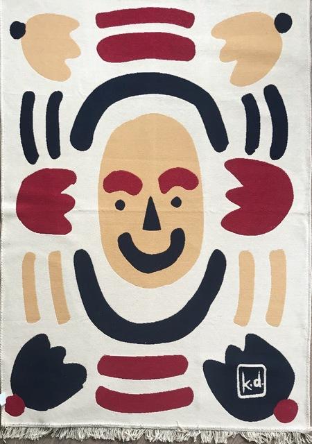 , 'Happy Rug,' 2018, Galerist