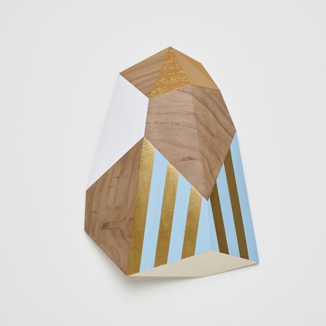 , 'Walnut B,' 2017, Lisa Sette Gallery