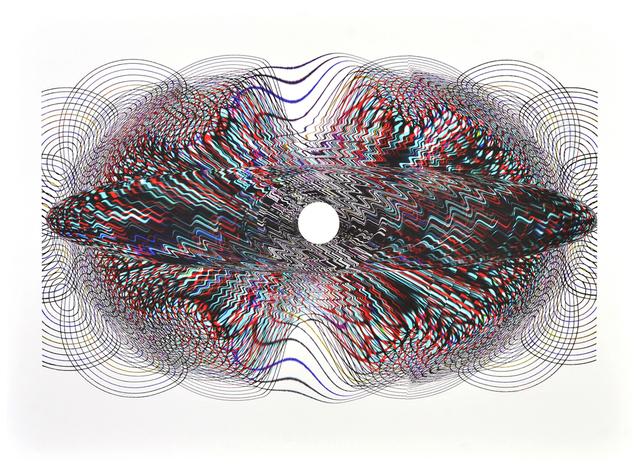 Jorge Robelo, '3DGrafía No. 1', 2018, Anémona Editores