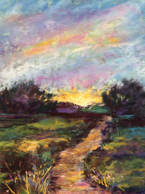 , 'Heading Home,' 2018, Tim Collom Gallery