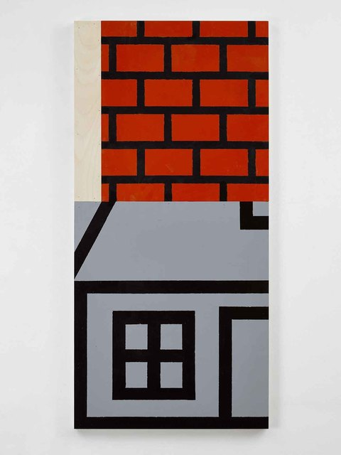 , 'Loft Extension (AJ),' 2018, Alan Cristea Gallery