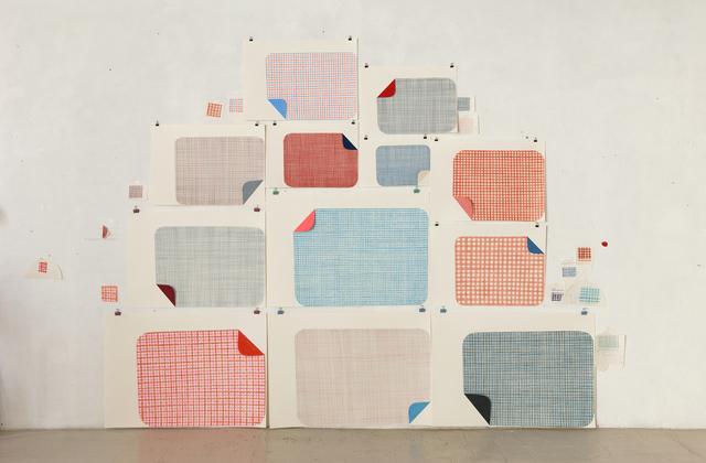 , 'Las mantas ,' 2013, Rafael Pérez Hernando Arte Contemporáneo