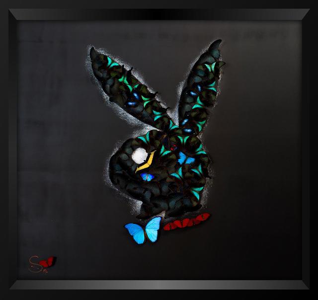 , 'Black Playboy,' 2017, Eden Fine Art