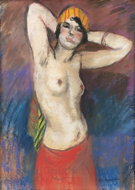 Charles Camoin, 'L'orientale', HELENE BAILLY GALLERY