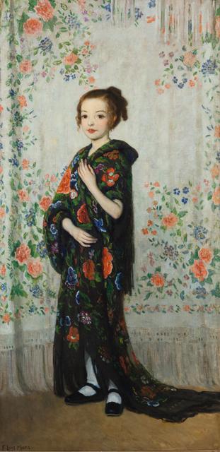 , 'Spanish Shawls (Rosemary),' ca. 1926, ACA Galleries