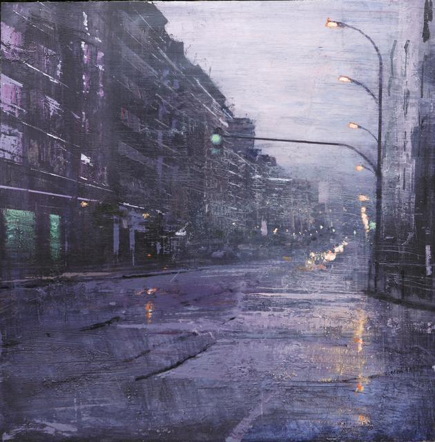 , 'Noche de lluvia,' 2015, Galerie Arcturus