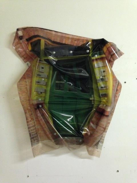 , 'Spaceshipdoor,' 2014, Galleria Zero