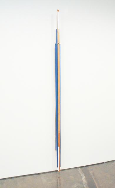 , 'S.P. / Blue + Blue #117 (Needle),' 2017, Minus Space