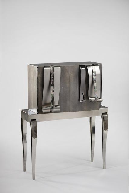 , 'Meuble Galuchat / Caviar Cabinet,' 2005, Demisch Danant