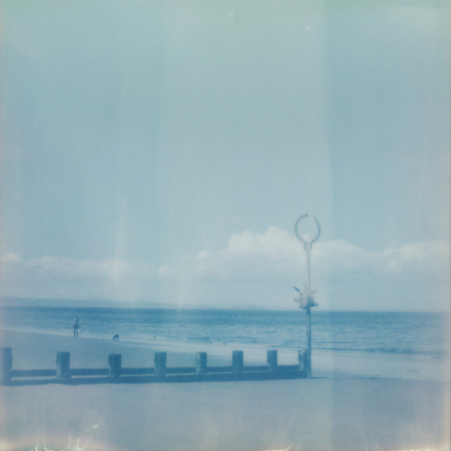 Julia Beyer, 'Portobello Beach', 2018, Photography, Digital C-Print based on a Polaroid, not mounted, Instantdreams
