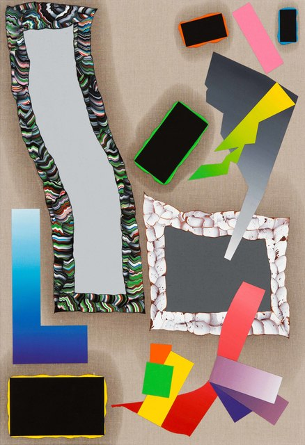 , 'Untitled (1.834),' 2016, Galerie Hans Mayer