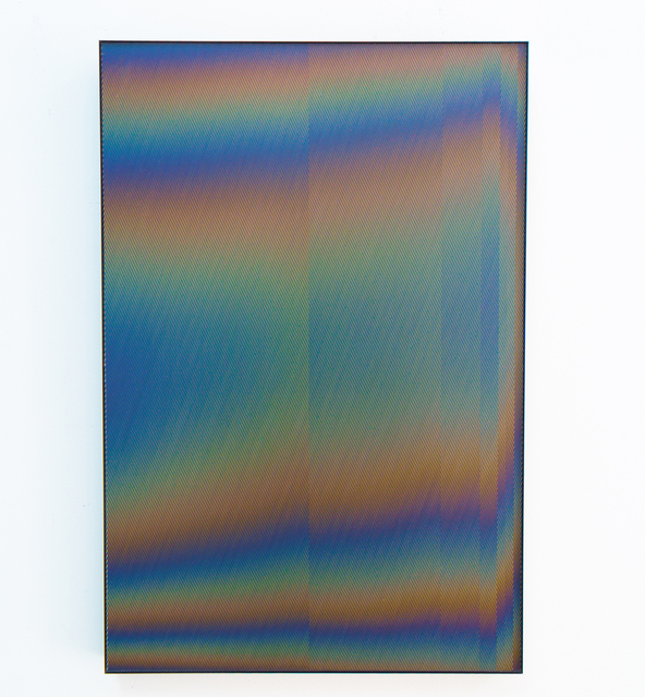 , 'PLANNED IRIDESCENCE 33,' 2018, ALICE Gallery