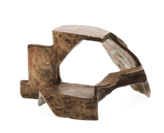 , 'Abstract Bronze Sculpture,' , Alpha 137 Gallery