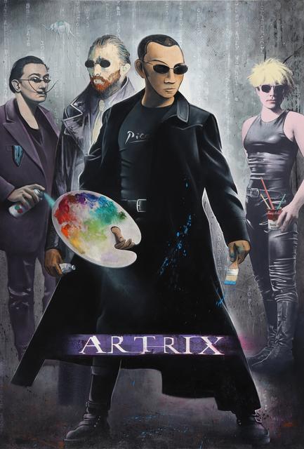 , 'Artrix,' 2018, Modern West