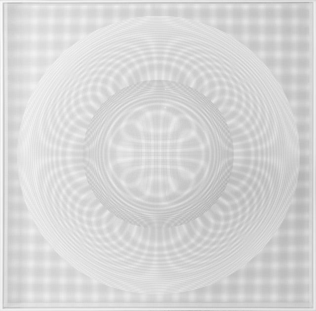, 'Esfera dinámica (Blanca),' 2015, Art Nouveau Gallery