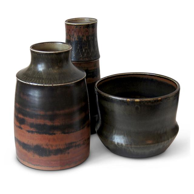 Carl Harry Stålhane, 'Selection of Vases by Carl Harry Stålhane', 1960, Gallery BAC