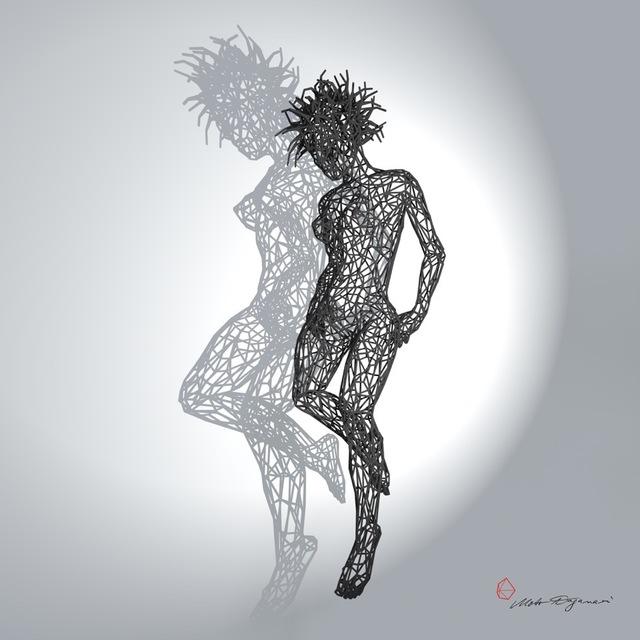 , 'Woman Dance,' 2016, Joerg Heitsch Gallery
