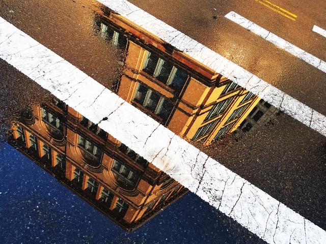 Richard Oszust, 'Astor Place Crossing', January 2019, MvVO ART