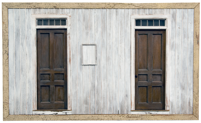 Bruce Monteith, 'Meeting House', Clark Gallery