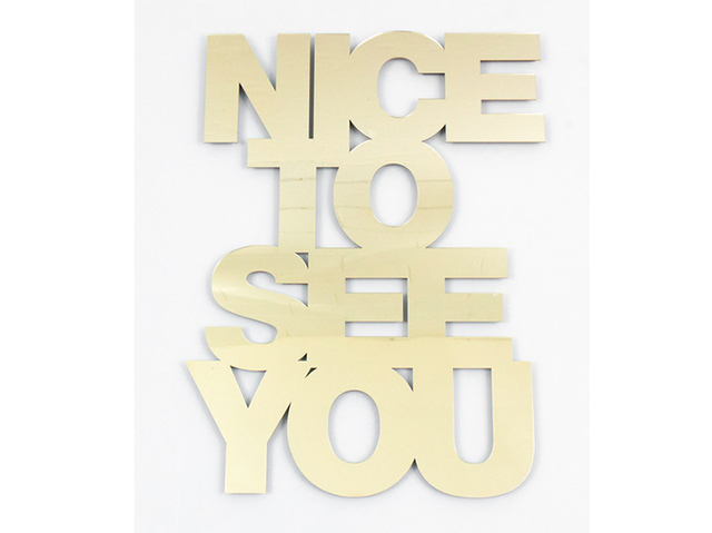 , 'Nice to See You,' 2018, Caviar20
