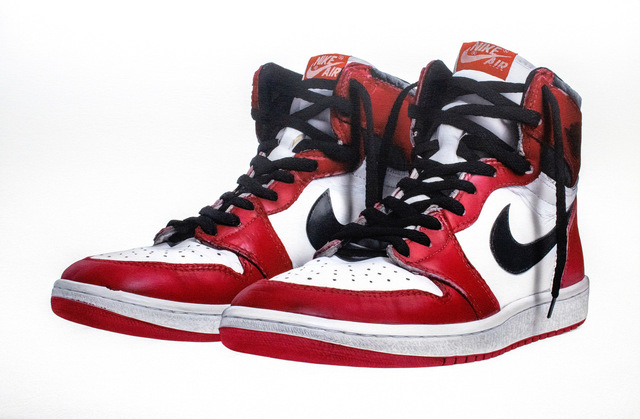 "Adam Port | The Beginning (Air Jordan 1 High ""Chicago"" 1985) (2020) 