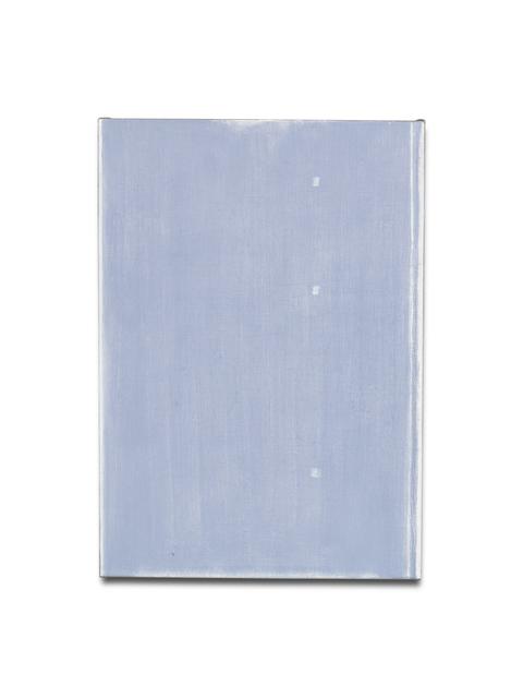 John Zurier, 'Marargata (blue)', 2018, BERG Contemporary