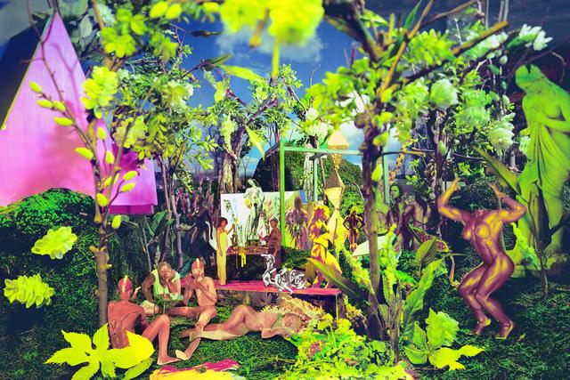 , 'Miss Floral Pagaent,' 2015, David Nolan Gallery