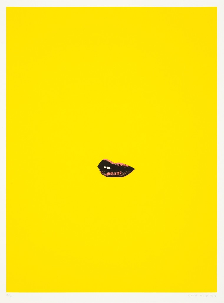 Sneer (Yellow)