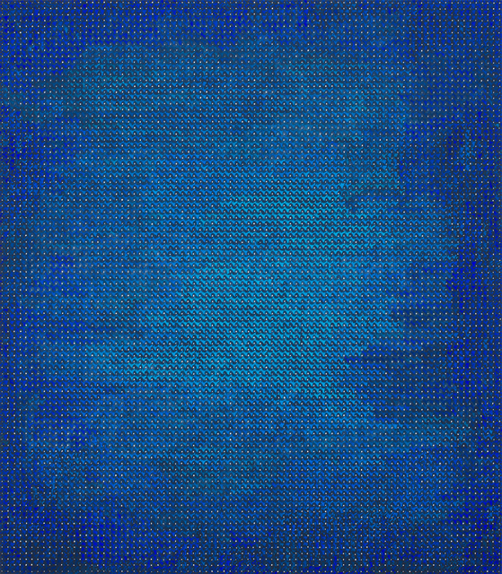 , 'Gazing at the Blue Haze,' , DC Moore Gallery