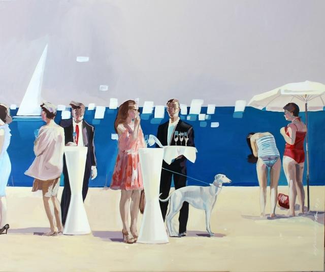 , 'Cocktail,' 2017, Galeria Katarzyna Napiorkowska