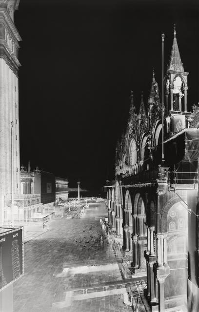 , 'Piazza Leonie, Venice XIII: November 19, 2005,' 2005, Galerie Utermann
