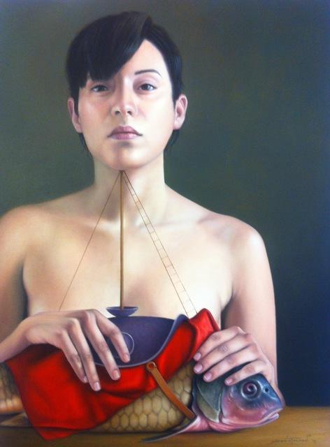 , 'Ichtus,' 2013, Galerie AM PARK