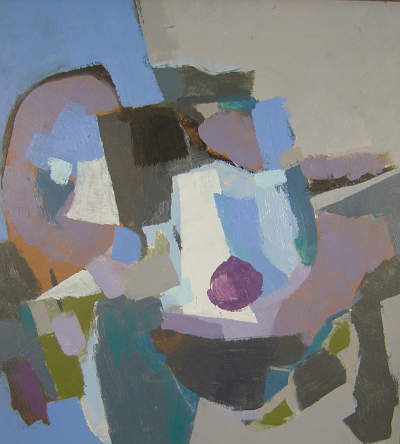 , 'Blue Abstraction,' 1960, Benjaman Gallery Group