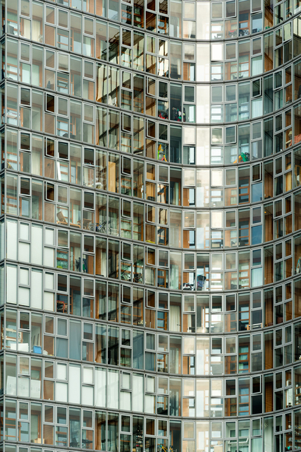 Stuart McCall, 'Highrise Windows', 2015, Photography, Archival Pigment Print, Newzones