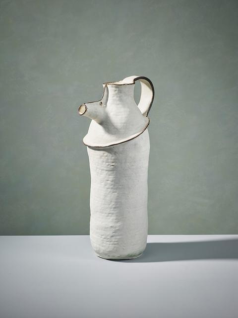 , 'White Bottle ,' 1990, 18 Davies Street Gallery