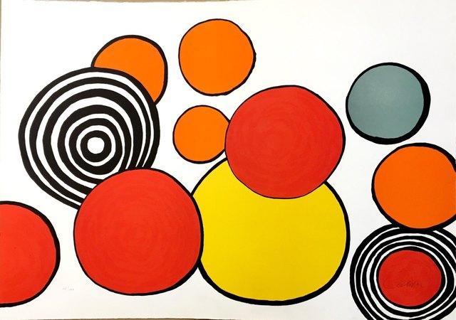 Alexander Calder, 'Sphéres', 1970, Odalys