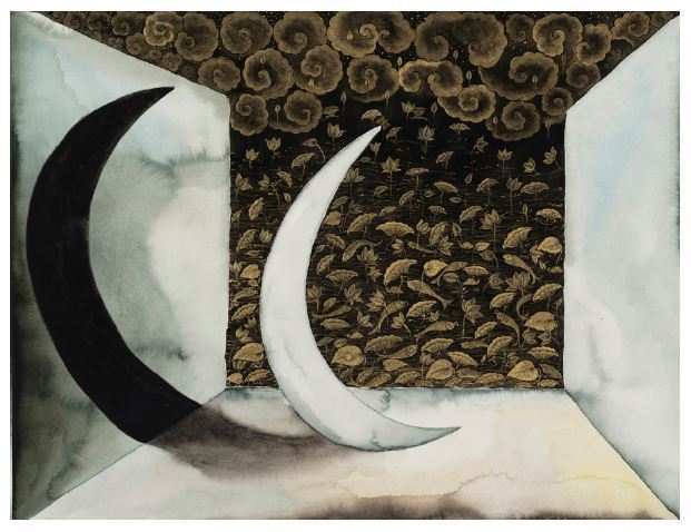 Francesco Clemente, 'Shadow VII', 2017, Blain | Southern