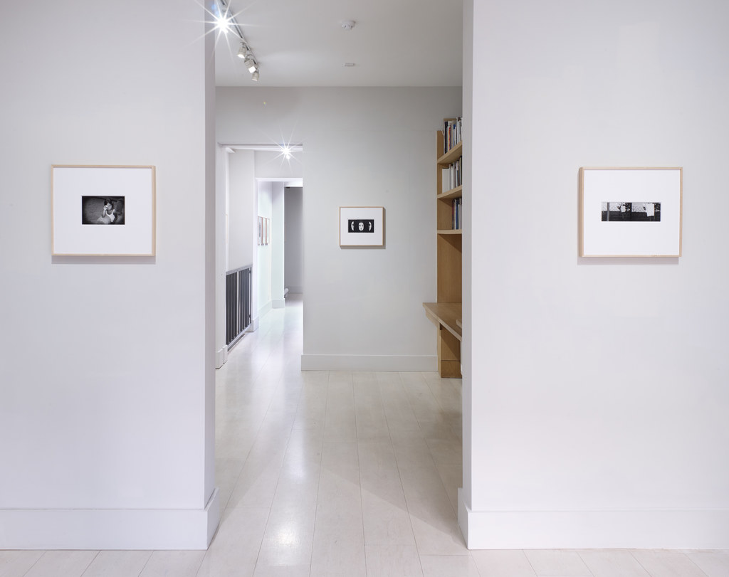 Installation view: Guido Guidi 'Moon Faces', 6 Feb - 17 Apr 2020, Large Glass, London. Photo©Stephen White and Co.