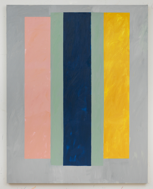 , 'Three Painters,' 2014, Elizabeth Harris Gallery