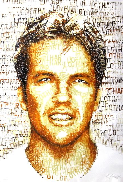 Chris Britz, 'Matt Lothar', 1989, Print, Offset Lithograph, ArtWise