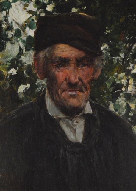 Henry Mosler, 'The Gardner', Eisele Gallery of Fine Art