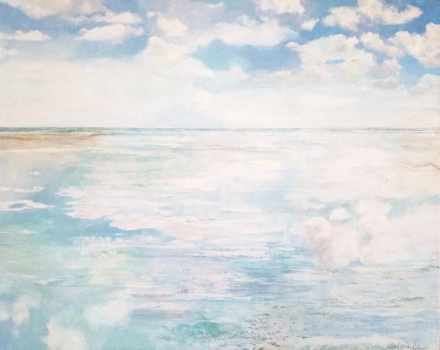 , 'See Sky Sea,' 2017, Adelman Fine Art