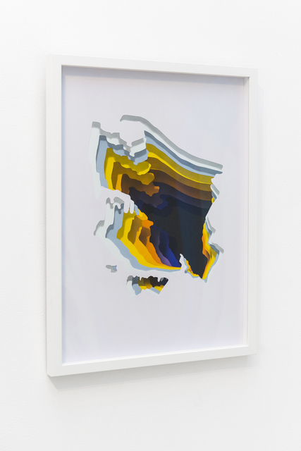 , 'Abyss_51,' 2015, Hashimoto Contemporary